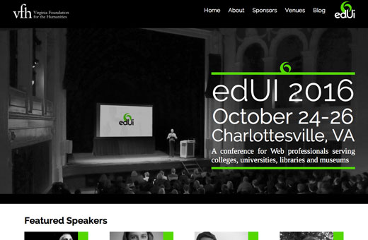 edUi Conference